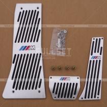 Накладки на педали BMW X6 (2008-...)