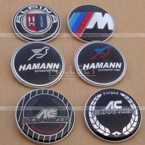 Эмблемы капота и багажника, Hamann, Schnitzer, Alpina, M