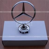 Эмблема на капот Mercedes W201 (190) 84-92
