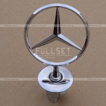 Эмблема на капот (прицел) Mercedes W221 (07-13)