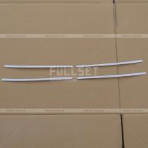 Накладки на решетку Volkswagen Golf 5 (03-08)