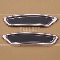 Накладки на глушитель Volkswagen Passat B8 (2015-...)
