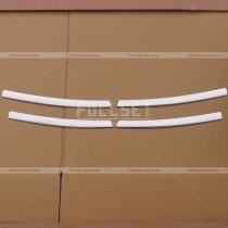 Накладки на решетку Volkswagen Jetta (2012-...)