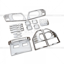 Хром пакет Mitsubishi Pajero Wagon 3 (00-06)