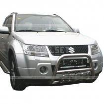 Защитная дуга переднего бампера Suzuki Grand Vitara (05-...)