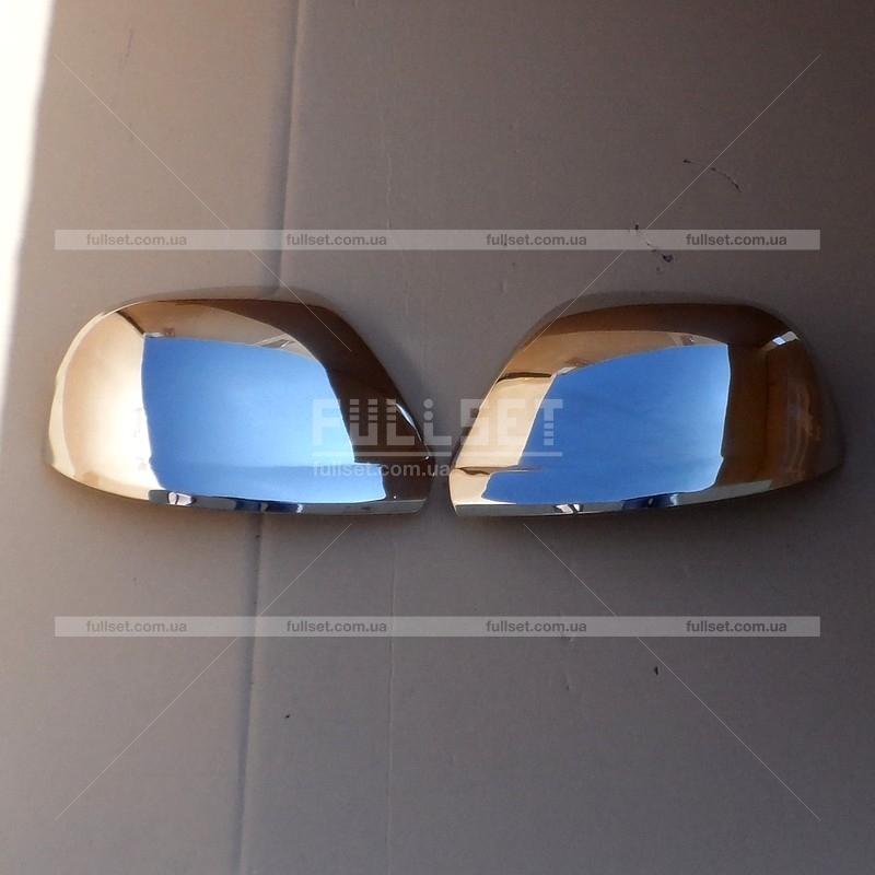 накладка на зеркала фольксваген туарег