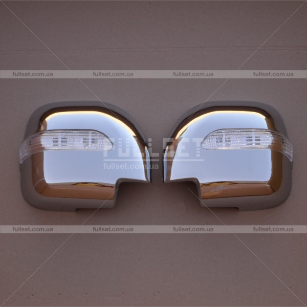 Накладки на зеркала с поворотами