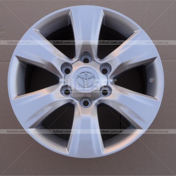 Легко сплавный диск Prado 150