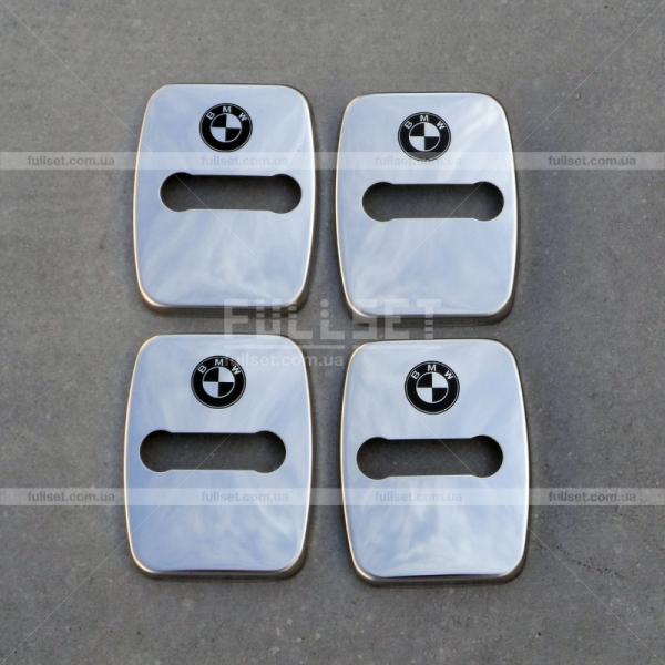 Накладки на петли замков BMW