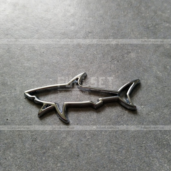 Эмблема акула (shark)