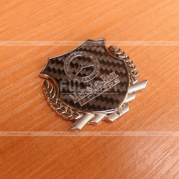 Эмблема-герб Mercedes