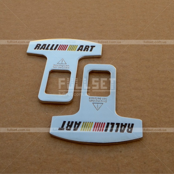 Заглушки в ремни безопасности Ralli Art