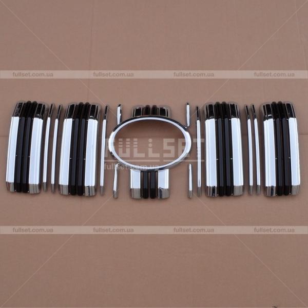 Хром накладки на решетку