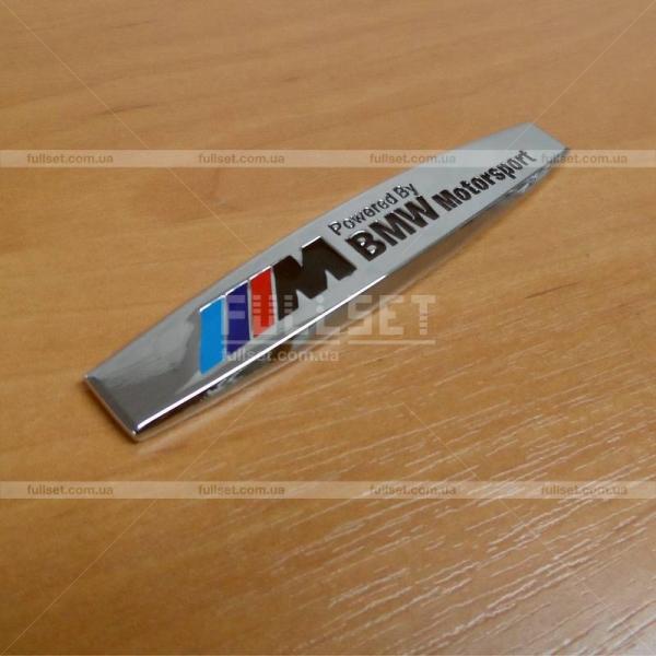 Эмблема M motorsport