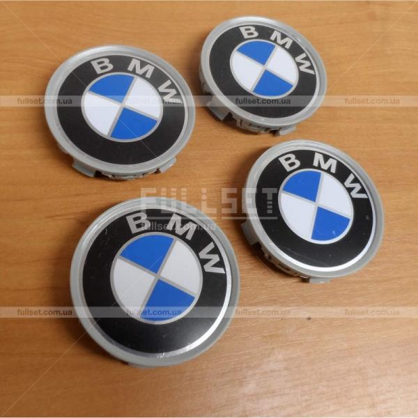 Колпачки в диски BMW